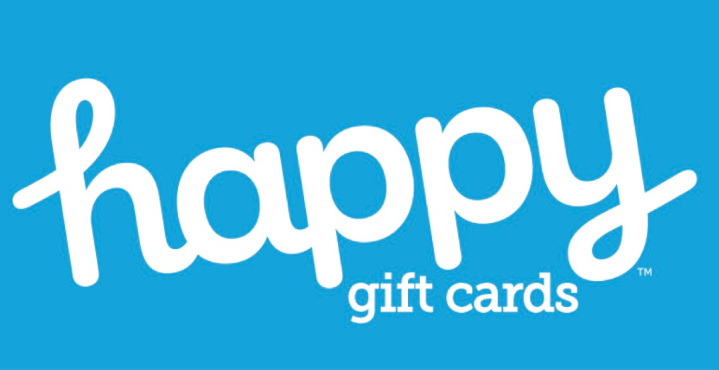 Happy gift cards
